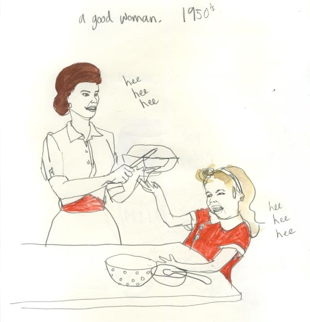 Good Woman '50's