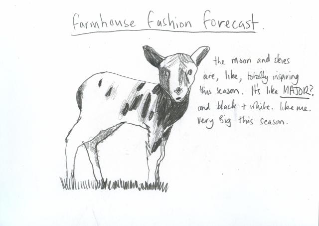 farmhouse fashion forecast