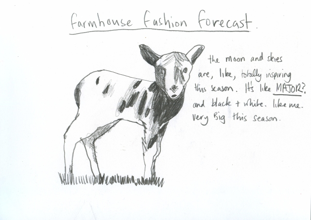 farmhouse fashion forecast