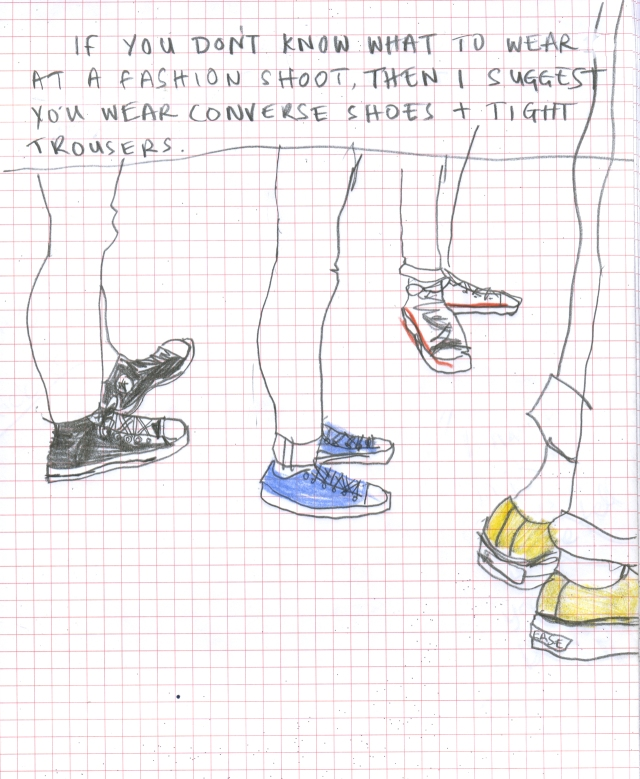 Fashion Converse Swarm
