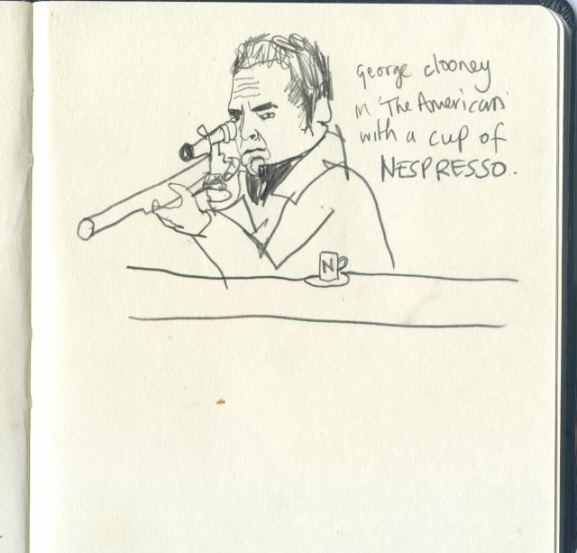 Clooney nespresso