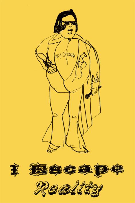 t-shirt I espcape