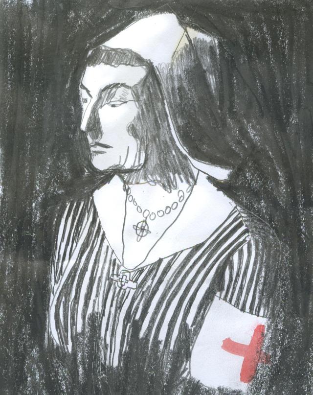 early NHS nurse